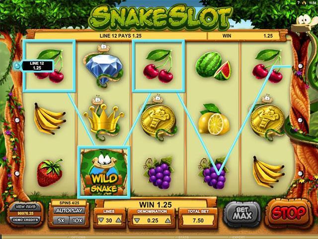 Jocuri Ca La Aparate Snake Slot Microgaming SS - Multabafta.com
