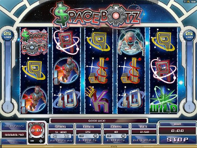 Jocuri Ca La Aparate Space Botz Microgaming SS - Multabafta.com