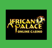 African Palace online casino logo