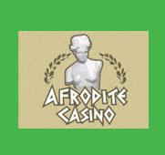 Afroditecasino online casino logo