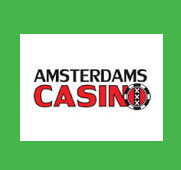 Amsterdams online casino logo