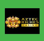 Aztec Riches online casino logo